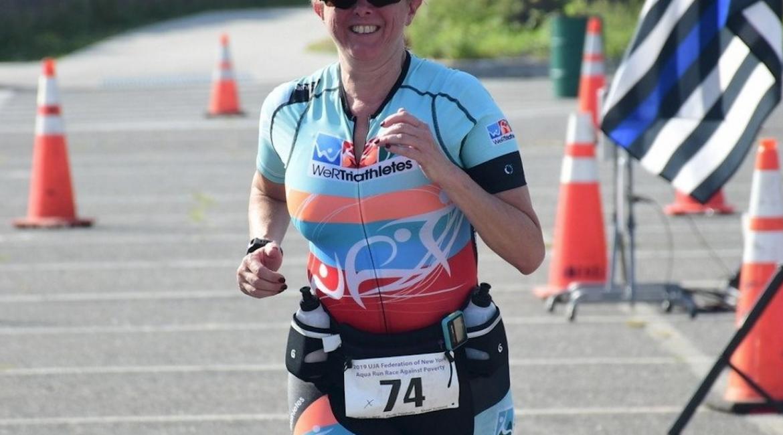 Hilary JM Topper's triathlon book deal
